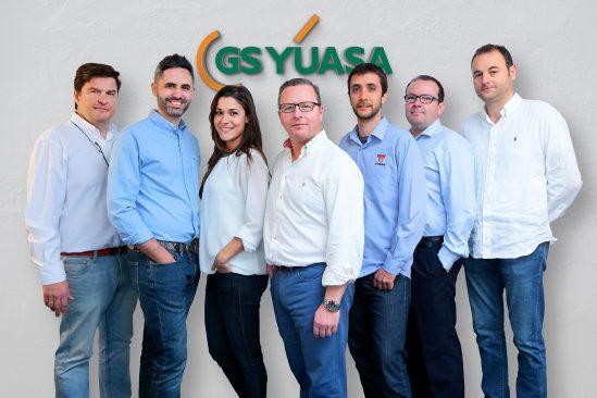 GS YUASA BATTERY IBERIA S.A., refuerza su equipo en España