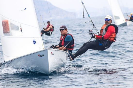 Finaliza la Copa de España de Flying Dutchman- IV Regata Yuasa