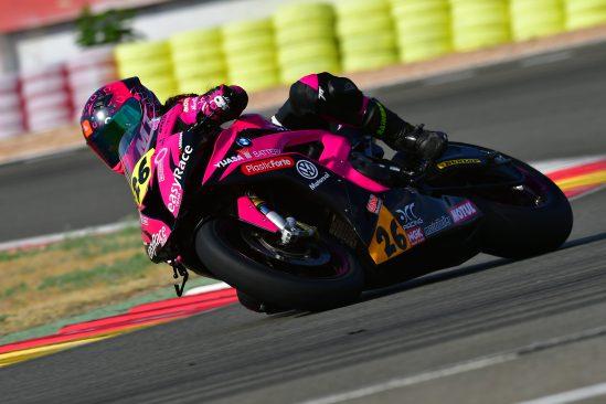 Quinta prueba puntuable del Campeonato de España Cetelem de Superbike