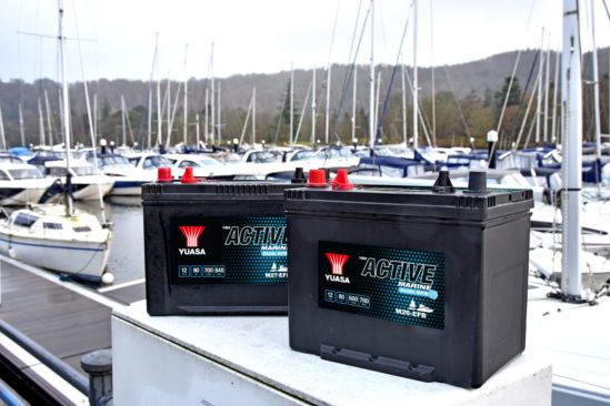 GS Yuasa añade nuevas baterías a su popular gama YBX de recreo y náutica.