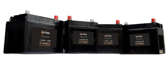 GS YUASA añade cuatro referencias nuevas a la gama de baterías auxiliares HJ